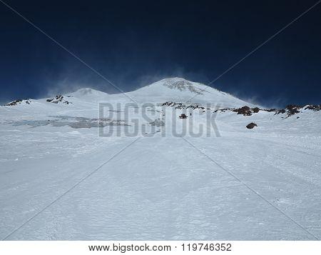 Elbrus two top