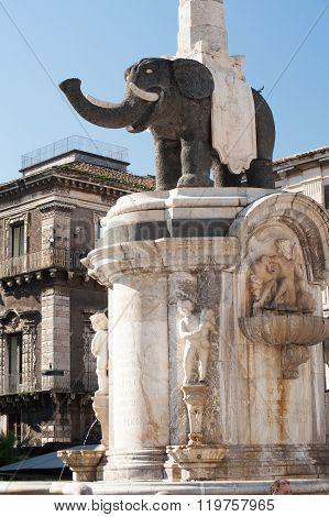 Lava Stone Sculptures