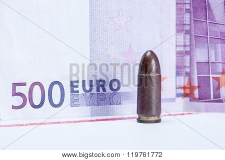 Bullet With Money