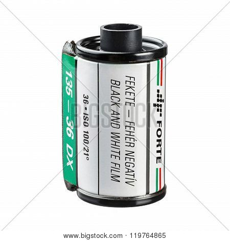 Forte Black And White Print Film Cartridge