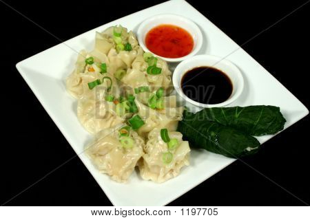 Dim Sums And Cabbage Rolls