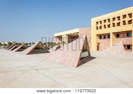 Texas University In Doha, Qatar