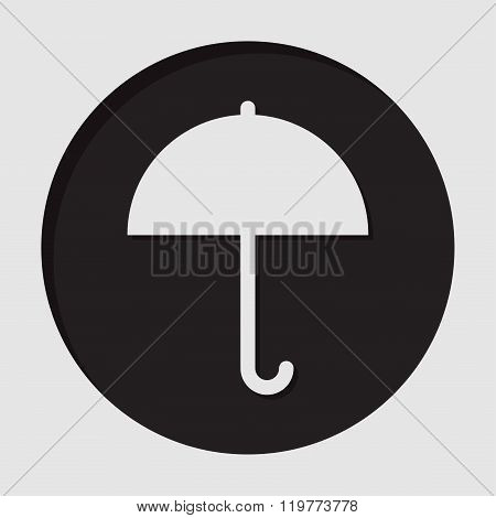 Information Icon - Umbrella