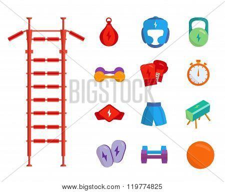 Sport boxing equipment
