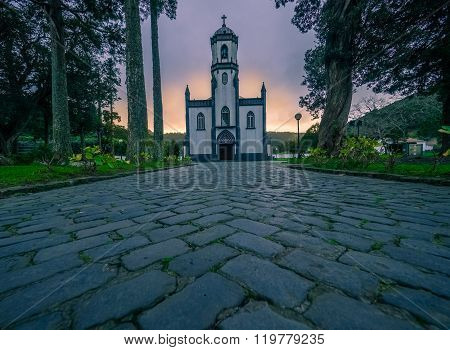 Church of Sete Cidades