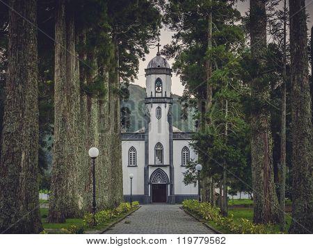 Church of Sete Cidades