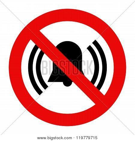 No Noise Sign