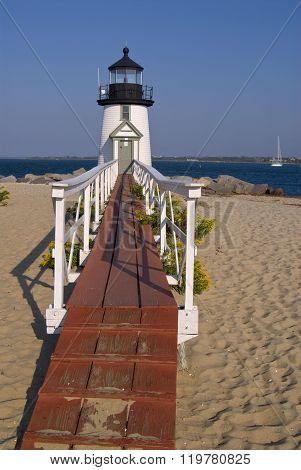 Nantucket Lighthouse Walkway
