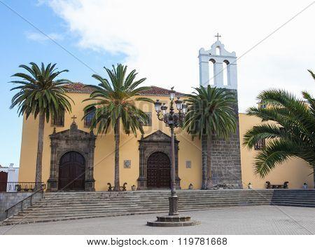 Franciscan Convent In Garachico, Tenerife