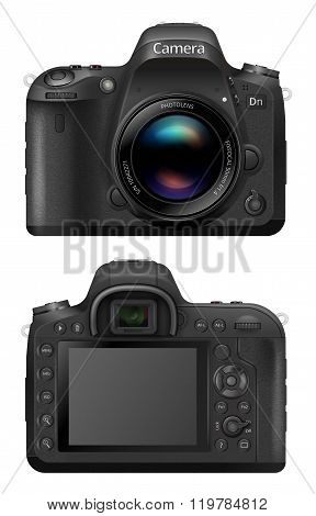 Vector SLR Camera