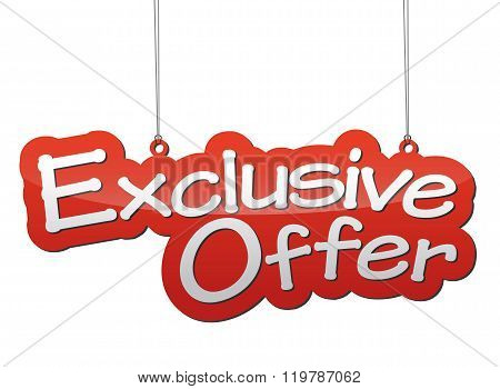 Background Exclusive Offer