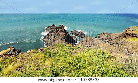 Peninsula In Fogo, Cabo Verde