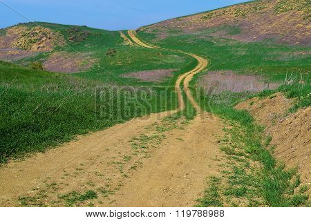 Grasslands Hiking Trail