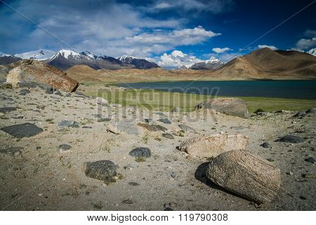 Kara Kul Lake