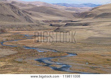 Fluvial Terrace