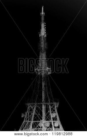 Radio Wave Tower