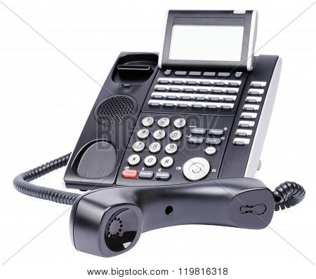 Digital Telephone Set Off-hook
