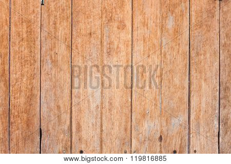Old Vintage Wooden Background Texture