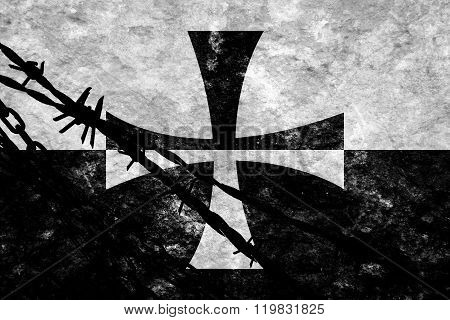Teutonic knights flag