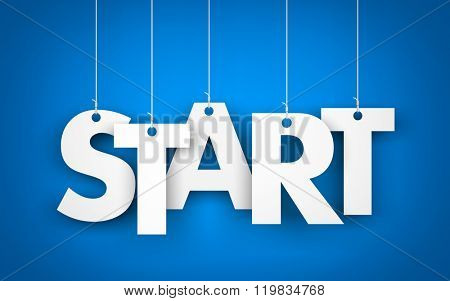 Start - word