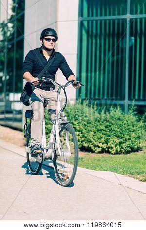 E-bike Commuter