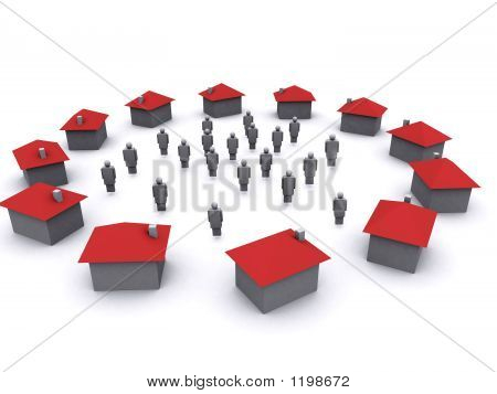 Homes And People