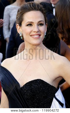 Jennifer Garner at the 88th Annual Academy Awards held at the Hollywood & Highland Center in Hollywood, USA on February 28, 2016.