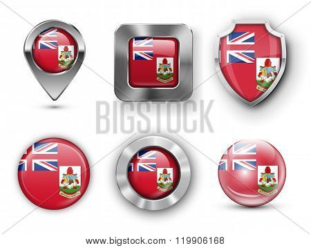 County Flag Bages