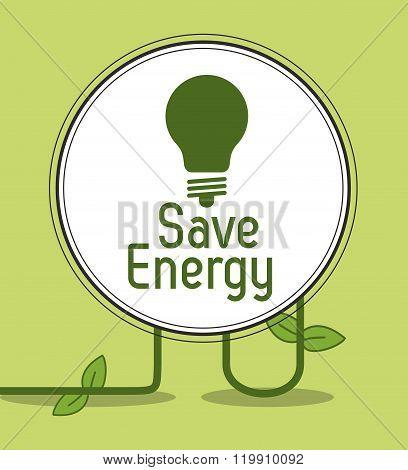 Save energy design