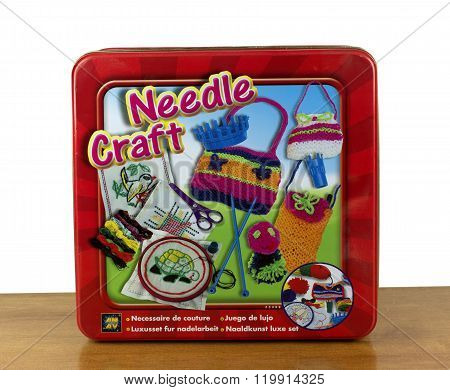 Needle Craft Kit.
