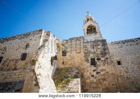 The Church  in Bethlehem