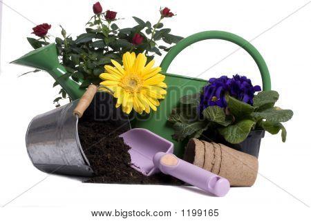 Herramientas de jardinería 3