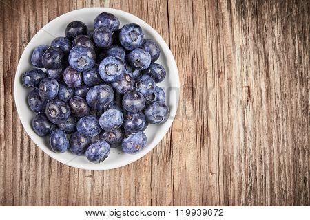 Bilberries Super Food With Antioxidants