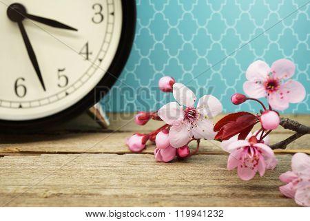 Spring Time Change