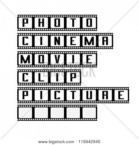 photo frame 35mm easy all editable
