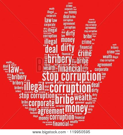 Stop corruption in word collage