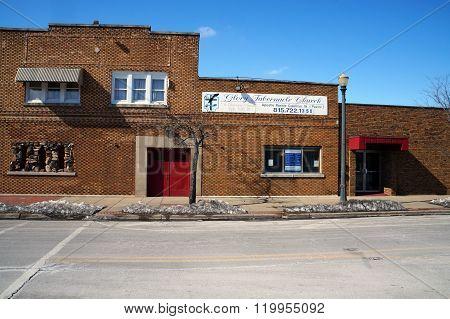 Glory Tabernacle Church