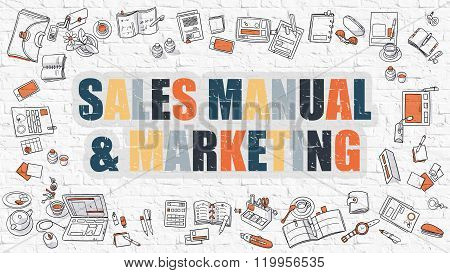 Sales Manual and Marketing Concept.