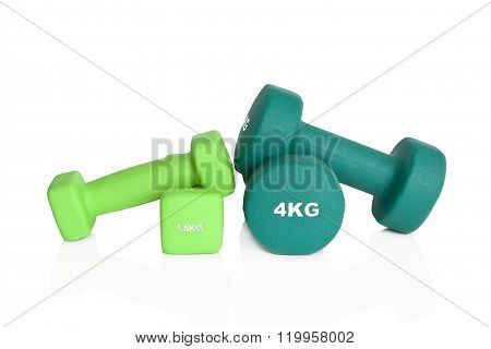 Fitness Dumbbells