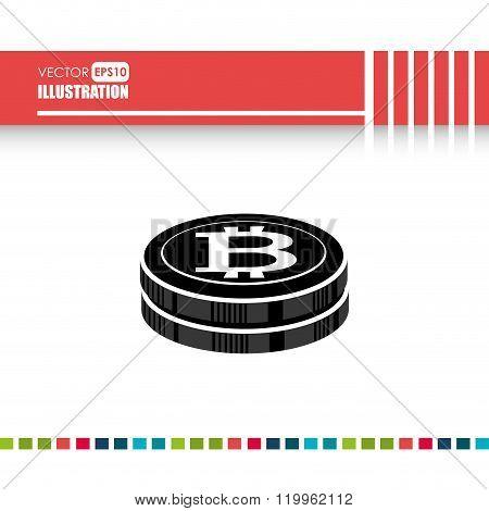 bit coins design