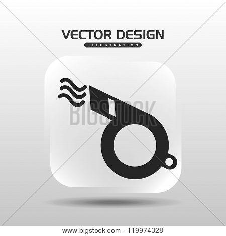 whitsle icon design