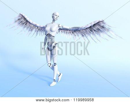 Cyberangel.