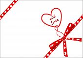 Cute Gift With Love poster