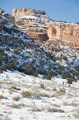 Snowy Butte