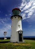 Light House, North Shore, Kauai, Hawaii