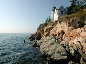 Lighthouse, Acadia National Park, Bar Harbor, Maine