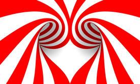 foto of valentine heart  - Abstract Heart - JPG