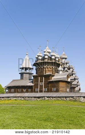 Beautiful Kizhi island