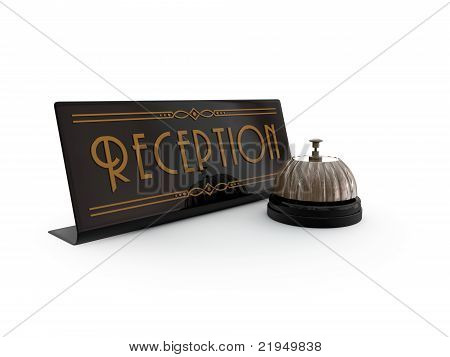 reception with bell
