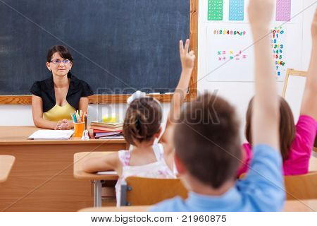 Teacher And Their Students